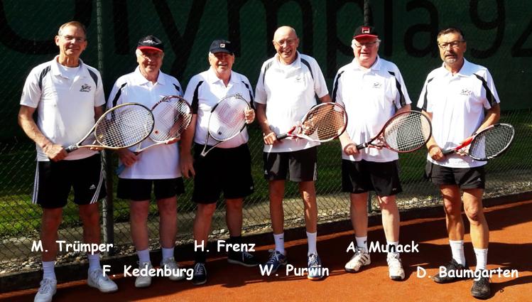 Herren 65 Doppelmeisterschaften 2019